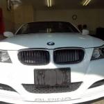 BMW アルピナ ハイモースコート 施工例