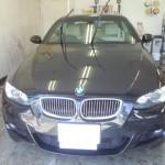 BMW3シリーズ オリジナルガラスコーティング「NS‐ONE」施工例