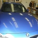 BMW3シリーズ ワゴン ガラスコーティング カーコーティング施工