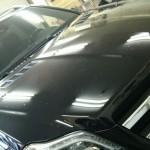 メルセデス・ベンツ GL63 AMG ガラスコーティング「NS‐ONE」施工例