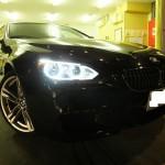 BMW 6シリーズ 640iグランクーペ 硬く・しなやかなドゥレッザ ガラスコーティング 施工