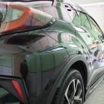 トヨタ C-HRのガラスコーティングならNSコーポレーションへ