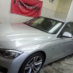 BMW 3シリーズ シルフィード カーフィルム施工