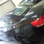 BMW3シリーズ ルミクールSD カーフィルム施工