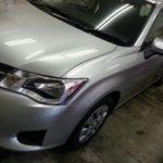トヨタ カローラフィールダー ニュープロテクテション 5%スモーク施工