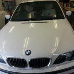 BMW 3シリーズ (E46) カーフィルム 高機能断熱フィルム シルフィード施工