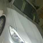 BMW 5シリーズ UVカット 赤外線カット シルフィード カーフィルム 施工