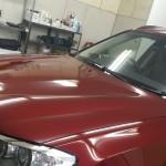 BMW X3 高機能断熱フィルム シルフィード カーフィルム 施工