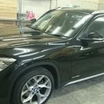 BMW X1 99%紫外線カット ルミクールSD カーフィルム・車フィルム 施工