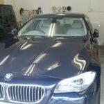 BMW 5シリーズ 99%紫外線カット 赤外線カット 断熱フィルム シルフィード カーフィルム