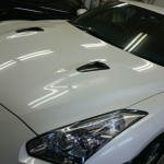 日産 GT-R 99%紫外線カット ルミクールSD カーフィルム・車フィルム 施工