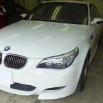 BMW M5 99%紫外線カット ルミクールSD カーフィルム・車フィルム 施工
