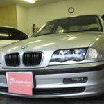 BMW 3シリーズ (E46) 99%UVカット ルミクールSD カーフィルム・スモークフィルム 施工