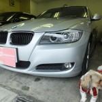 BMW 3シリーズ 320i アイケーシー シルフィード カーフィルム 施工