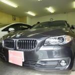 BMW 5シリーズ(5_SERIES)523d ウインコス カーフィルム 施工