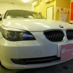 BMW 5シリーズ(5_SERIES)530i 赤外線カット ウインコス カーフィルム 施工