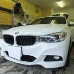 BMW 3シリーズ グランツーリスモ リンテック 赤外線カット ウインコス 車のスモークフィルム 施工