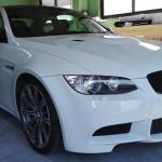 BMW M3 (E92) 赤外線カット ウインコス カーフィルム・車フィルム 施工