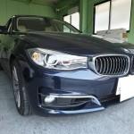BMW 3シリーズのカーフィルム(ウインコス)施工ならNSコーポレーションへ