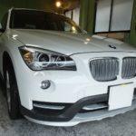 BMW X1 (E84)のカーフィルム(ウインコス)施工ならNSコーポレーションへ