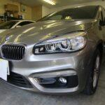 BMW 2シリーズ (F45 / F46)のカーフィルム(ルミクールSD)施工ならNSコーポレーションへ