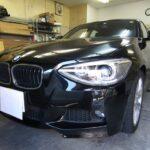 BMW 1シリーズ (F20)のカーフィルム(シルフィード)施工ならNSコーポレーションへ