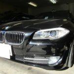 BMW 5シリーズ | BMW 5シリーズ カーフィルム ウインコス施工