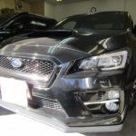 スバル WRX S4 | スバル WRX S4 カーフィルム シルフィード施工