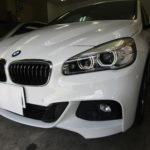 BMW 2シリーズ (F45) | BMW 2シリーズ (F45) カーフィルム シルフィード 施工