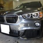 BMW X1 (F48)  | BMW X1 (F48) カーフィルム・車フィルム ウインコス 施工