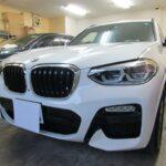 BMW X3 | BMW X3 カーフィルム・車フィルム ウインコス 施工