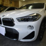 BMW X2YK20 高機能断熱カーフィルム・車フィルム シルフィード 施工