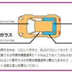 カーフィルム カット済み UVカット 紫外線 99%カット スズキ クロスビー 【MN71S型】 年式 H29.12-